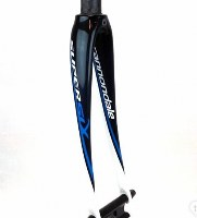 Cannondale SuperSix Wmns Blue/Black Carbon Road Fork