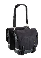 Cannondale Pannier Bag - Quick City Pannier Med Blk - 3PG300MD/BLK