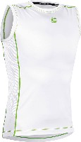 Cannondale BASE LAYER SLEEVELESS WHITE Small - 2M190S/WHT
