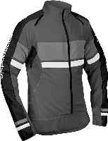 Cannondale TEAM WIND JACKET GREY ANATOMY Medium - 2M303M/GAT