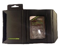 Cannondale Speedster Ride Wallet Black - 3RW304MD/BLK